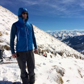 Sam Shaheen reviews the Ortovox SwissWool Light Tec Vest, Blister Gear Review