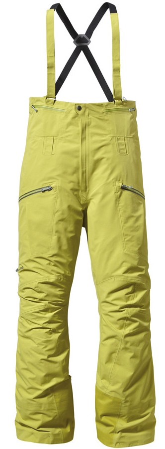 Paul Forward reviews the Patagonia PowSlayer Jacket and Bibs, Blister Gear Review