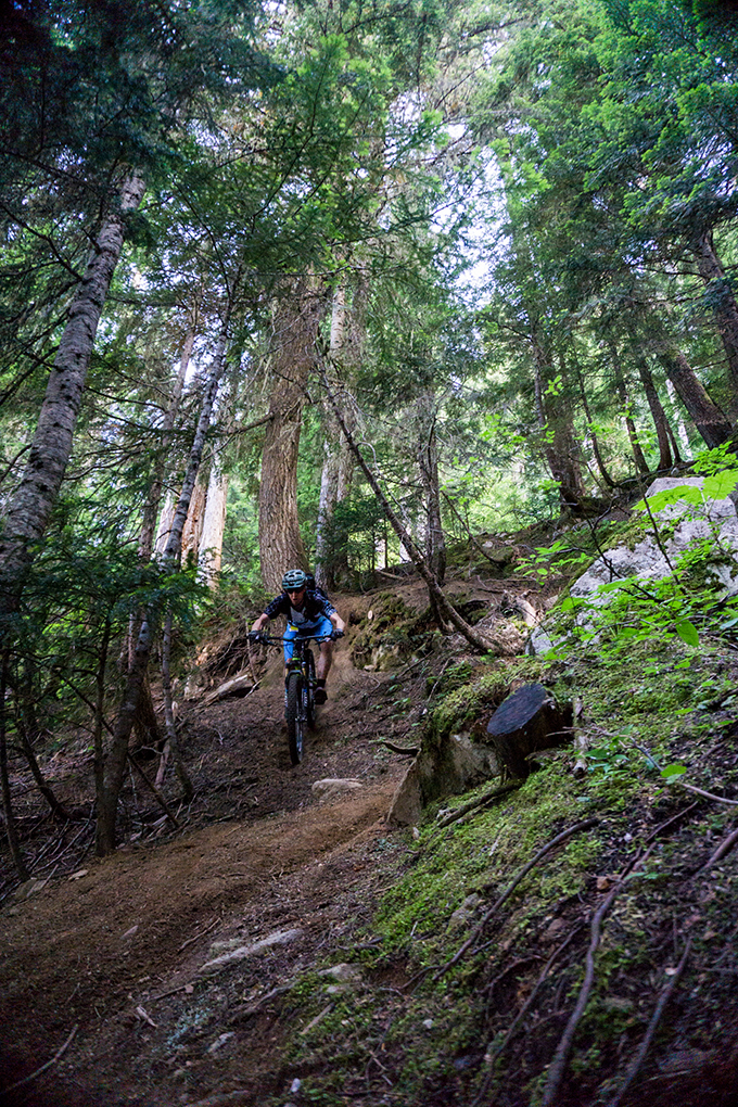 Noah Bodman, The Death of the Technical Trail, Blister Gear Review