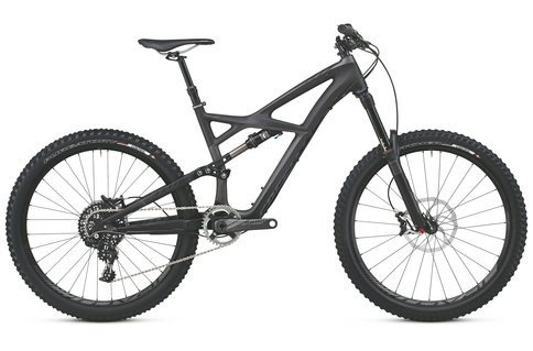Tom Collier reviews the Specialized Enduro FSR Expert Carbon 26 for Blister Gear Review