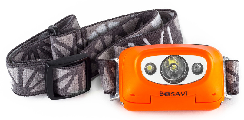 Dave Alie reviews the Bosavi headlamp for Blister Gear Review