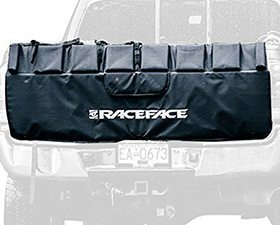 Marshal Olson reviews the Race Face Tailgate Pad for Blister Gear Review