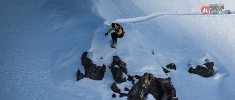 Photographer: David Carlier - Shots from the Freeride World Tour 2015