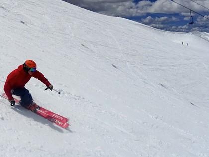 2015-2016 Parlor Skis Cardinal 100