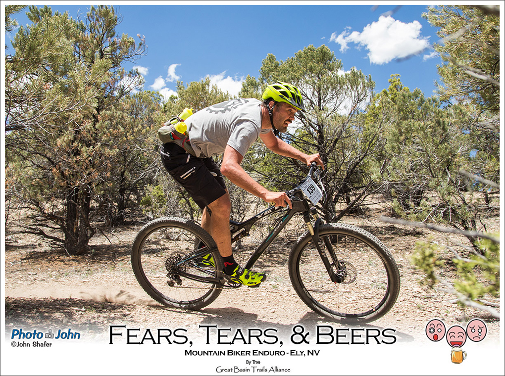 Marshal Olson Race Report, Fears Tears and Beers Enduro for Blister Gear Review