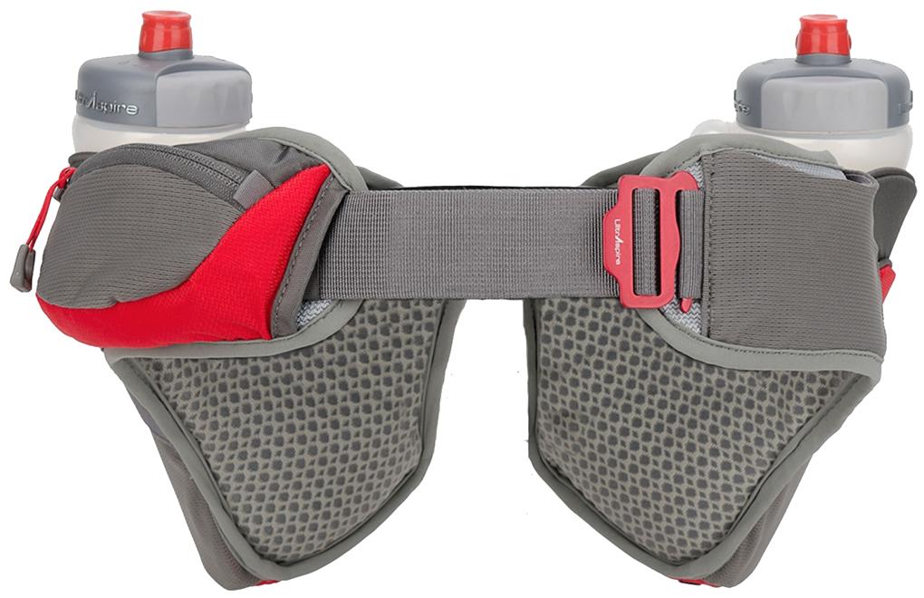 Marshal Olson reviews the Ultraspire Impulse Hydration belt for Blister Gear review.