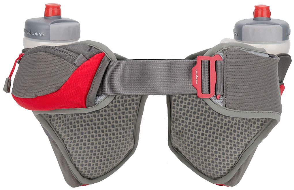 Marshal Olson reviews the Ultraspire Impulse Hydration belt for Blister Gear review.
