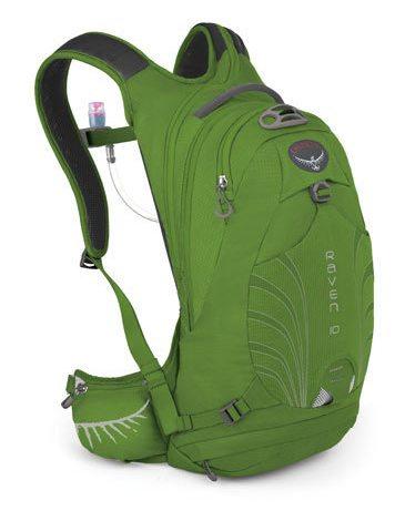 Tasha Heilweil reviews the Osprey Raven 10 Hydration Pack for Blister Gear Review