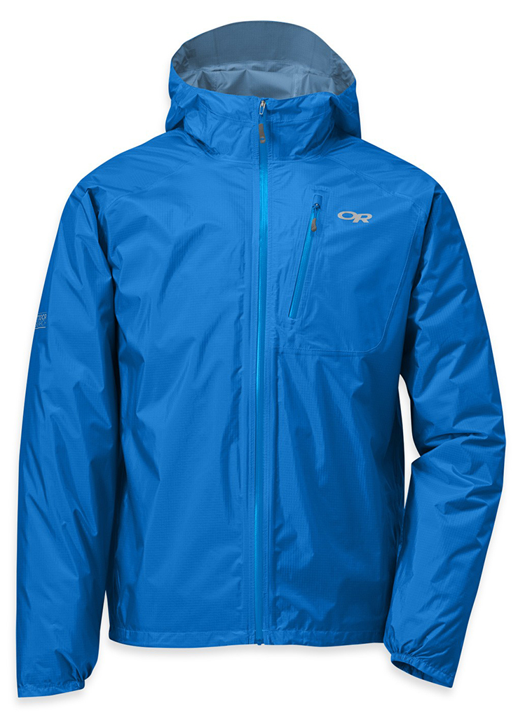 Matt Zia reviews the Outdoor Research Helium II jacket for Blister Gear Review.