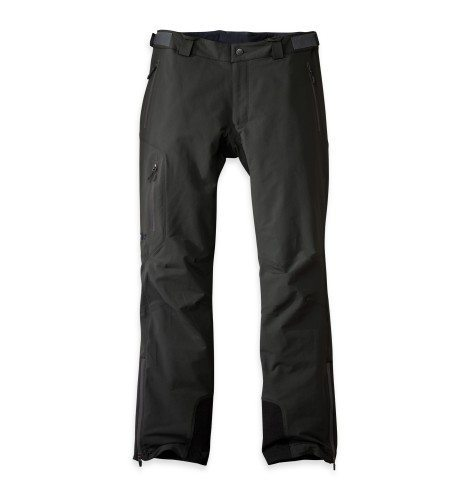 Matt Zia reviews the Outdoor Research Cirque Pant for Blister Gear Review.