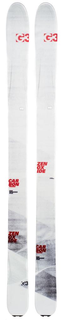 Jonathan Ellsworth reviews the G3 Zenoxide Carbon Fusion  105 for Blister Gear Review