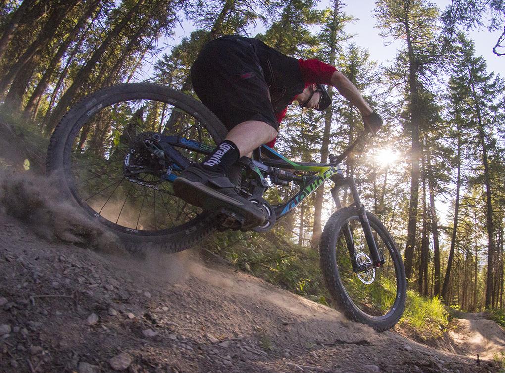 Noah Bodman reviews the WTB Riddler tire for Blister Gear Review.