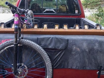 DIY Tailgate Rack
