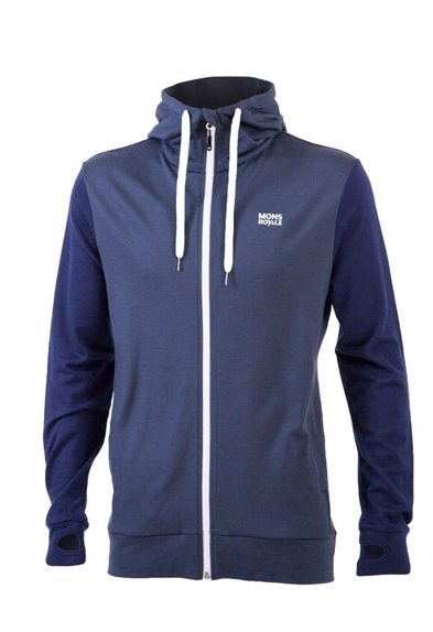 Jonathan Ellsworth reviews the Mons Royale Mid Hit Hoody for Blister gear Review.