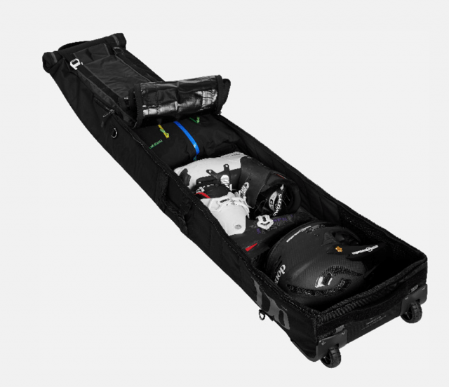 Paul Forward reviews the Douchebag ski bag for Blister Gear Review.