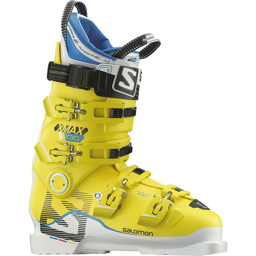 Paul Forward reviews the Salomon X Max 130 for Blister Gear Review