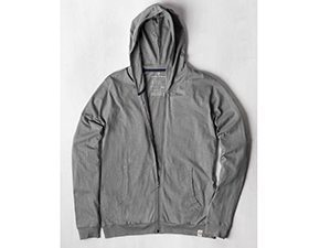 Jonathan Ellsworth reviews the United by Blue Standard Zip hoodie for Blister Gear Review.