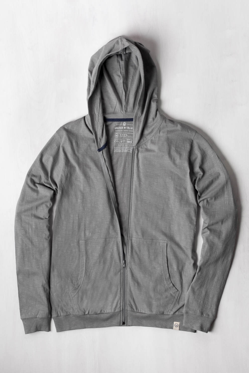 Jonathan Ellsworth reviews the United by Blue Men's Standard Zip Hoodie for Blister Gear Review