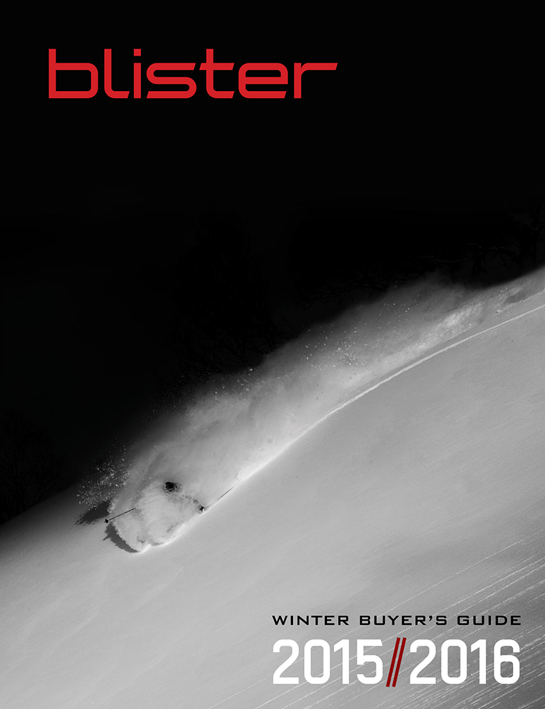 2015-2016 Blister Gear Review Buyer's Guide