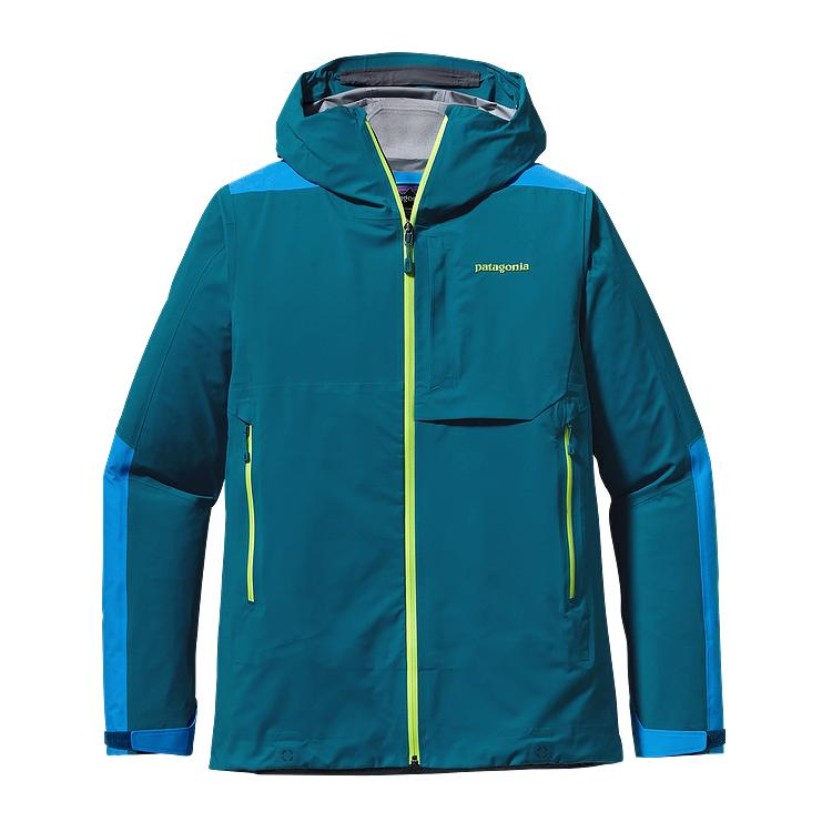 Paul Forward reviews the Patagonia Refugitive Jacket for Blister Gear Review.