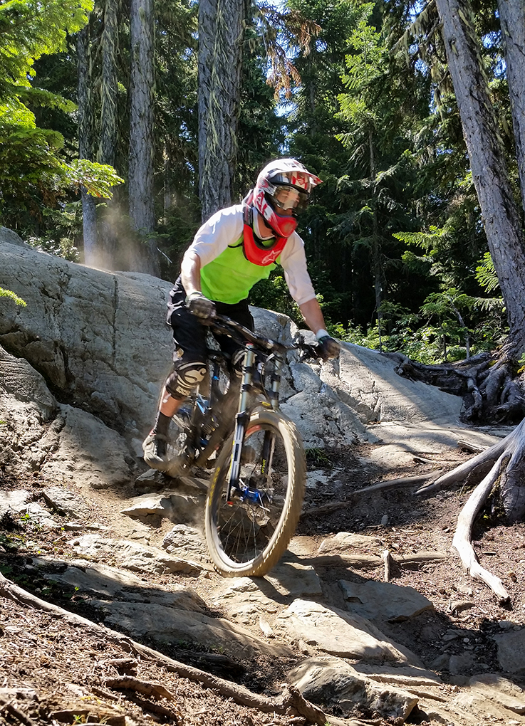 Noah Bodman reviews the BOS Idylle Rare Air FCV Fork for Blister Gear Review