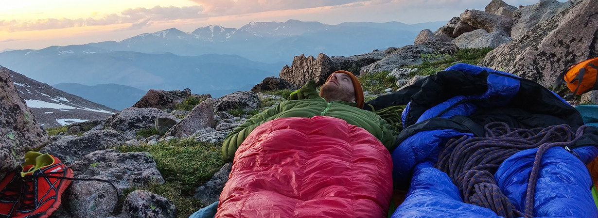 Dave Alie reviews the Brooks Range Elephant Foot Sleeping BagDave Alie reviews the Brooks Range Elephant Foot Sleeping Bag
