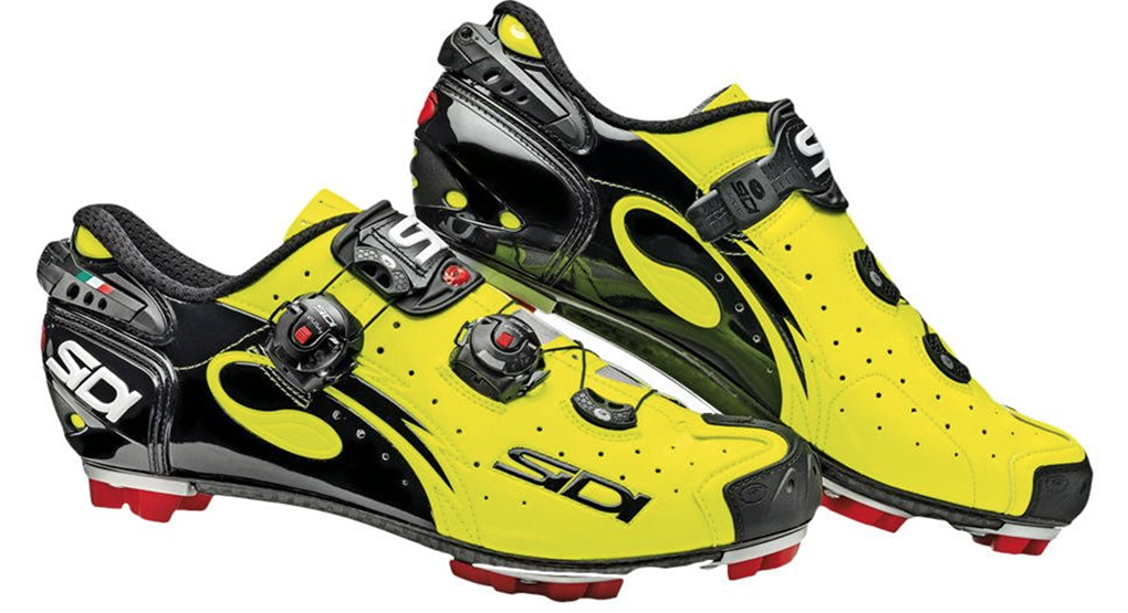 Marshal Olson reviews the SIDI Drako Carbon SRS Shoes for Blister Gear Review