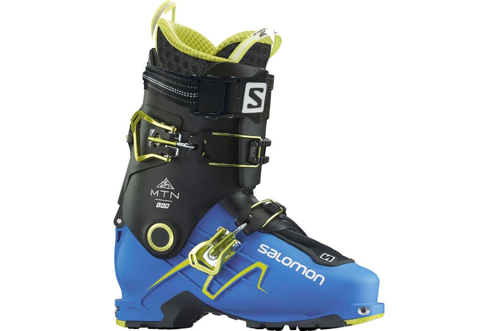 Paul Forward reviews the Salomon MTN Lab Booth for Blister Gear Review