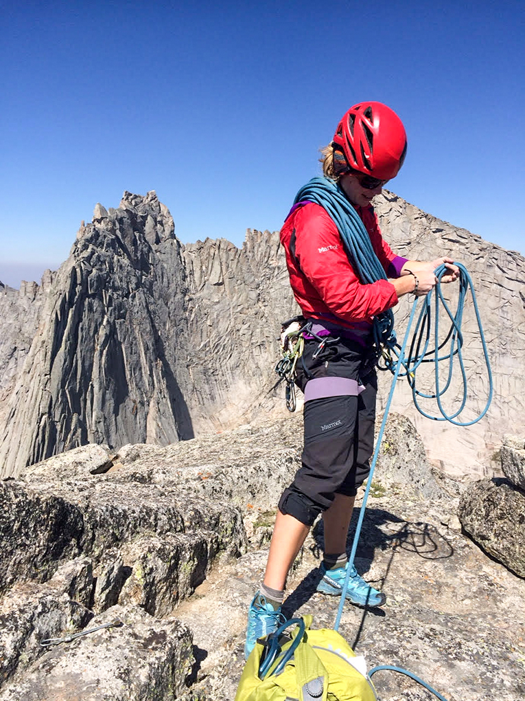 Anneka Door reviews the Sterling Nano IX for Blister Gear Review