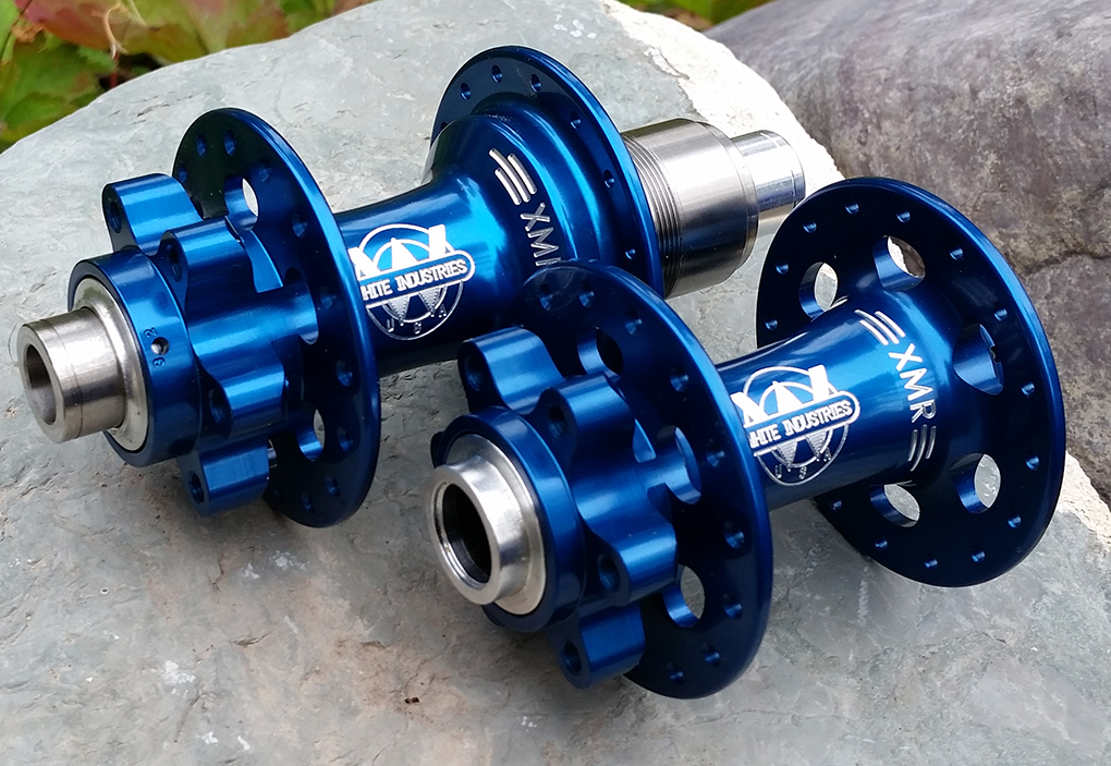 Noah Bodman reviews the White Industries XMR Hub for Blister gear Review.