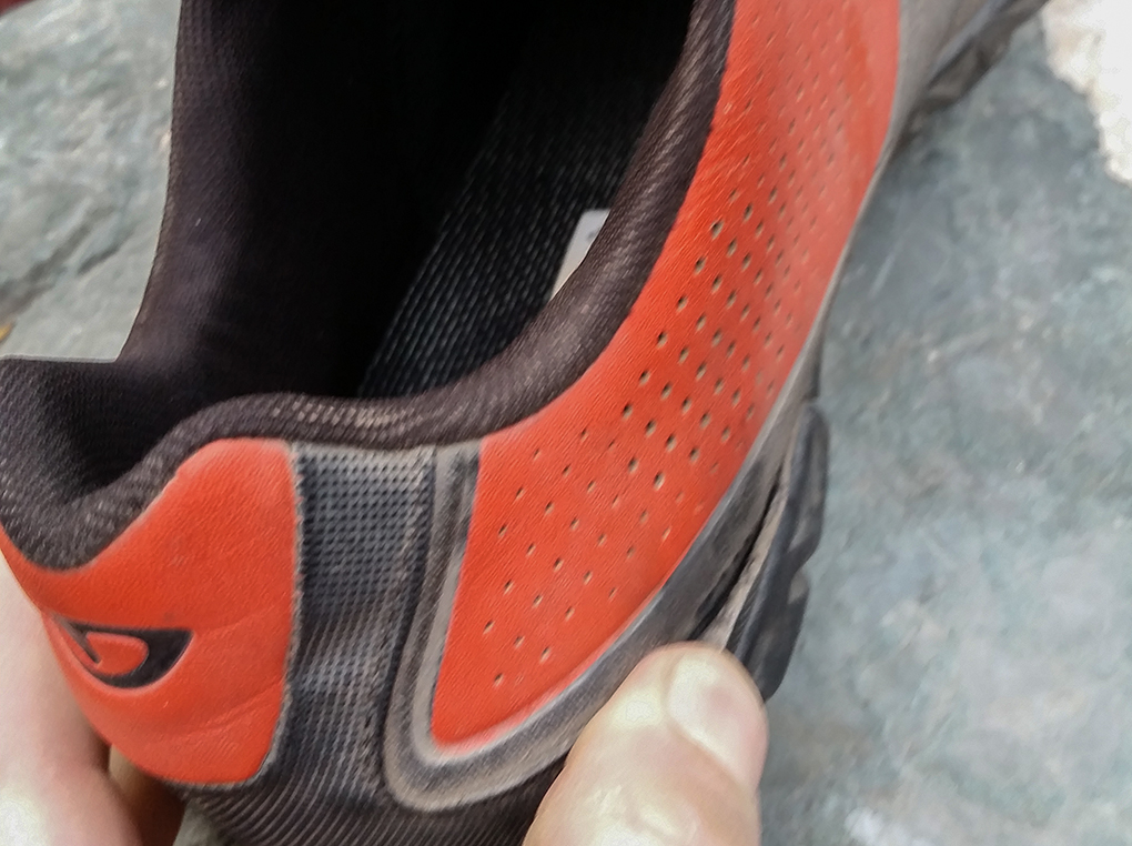 Noah Bodman reviews the Giro Terraduro for Blister Gear Review.