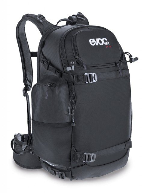 Cy Whitling reviews the Evoc CP 26l camera bag for Blister Gear Review.