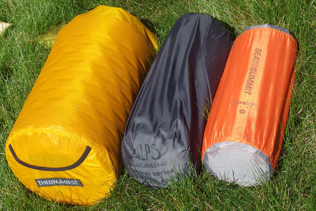 Andi Stader reviews the Sea to Summit UltraLight Insulated Mat for Blister Gear Review