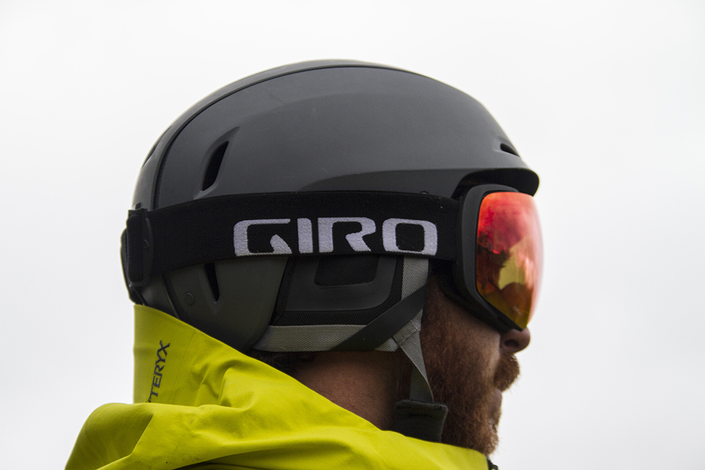Cy Whitling reviews the Giro Contact Goggle for Blister Gear Review