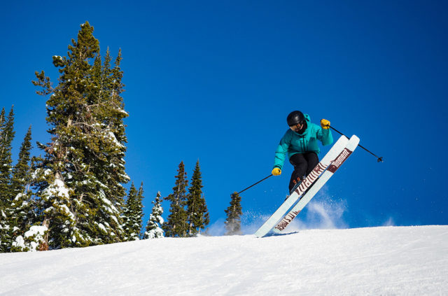 Snowsports Glossary, Blister