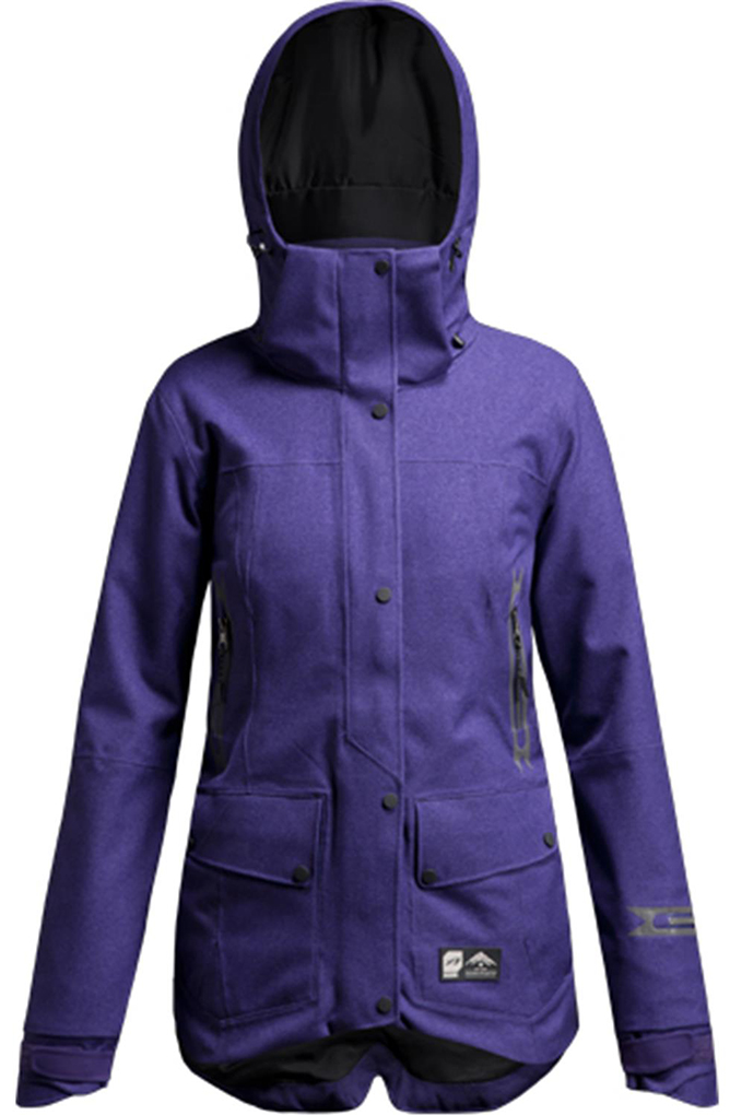 Morgan Sweeney reviews the Orage Gallery jacket for Blister Gear Review.