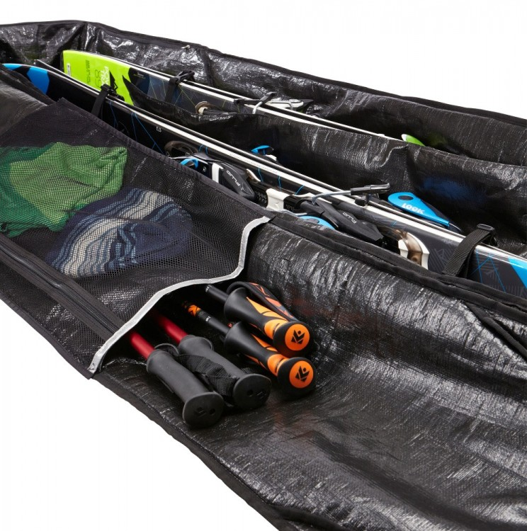 Thule Roundtrip Double Ski Roller Bag Blister Gear