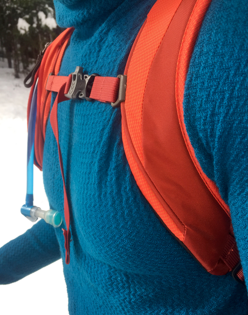 Jonathan Ellsworth reviews the Patagonia Merino Air Hoody for Blister Gear Review