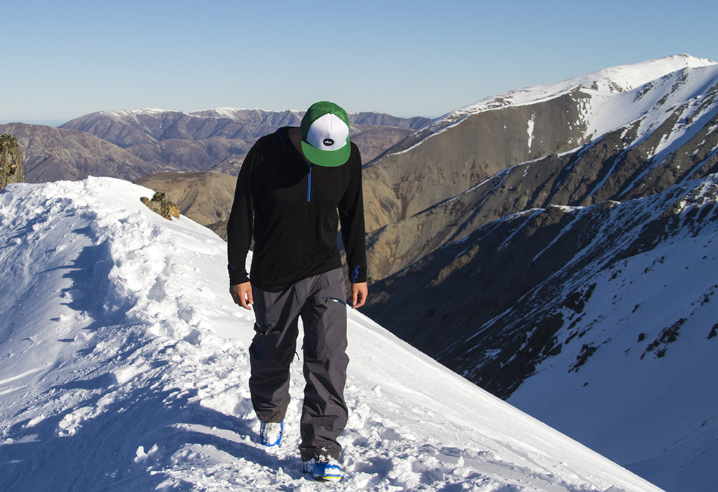 Jonathan Ellsworth reviews the Woolx Basecamp Hoody for Blister Gear Review
