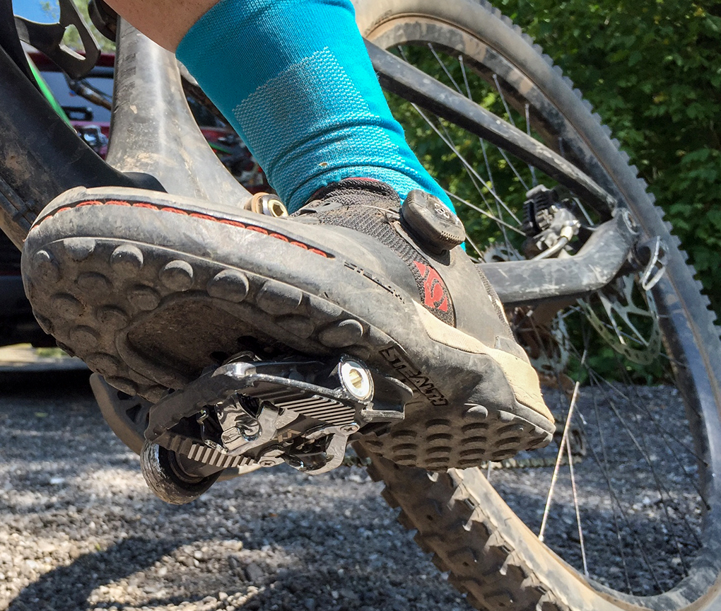 Tasha Heilweil reviews the VP Components VX Adventure and VX Trail Pedals for Blister Gear Review