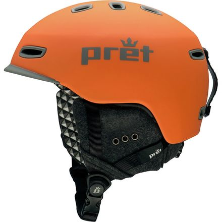 Jonathan Ellsworth reviews the Pret Cynic helmet for Blister Gear Review.