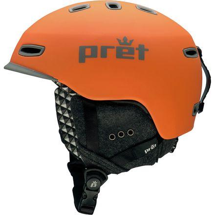 Jonathan Ellsworth reviews the Pret Cynic helmet for Blister Gear Review.
