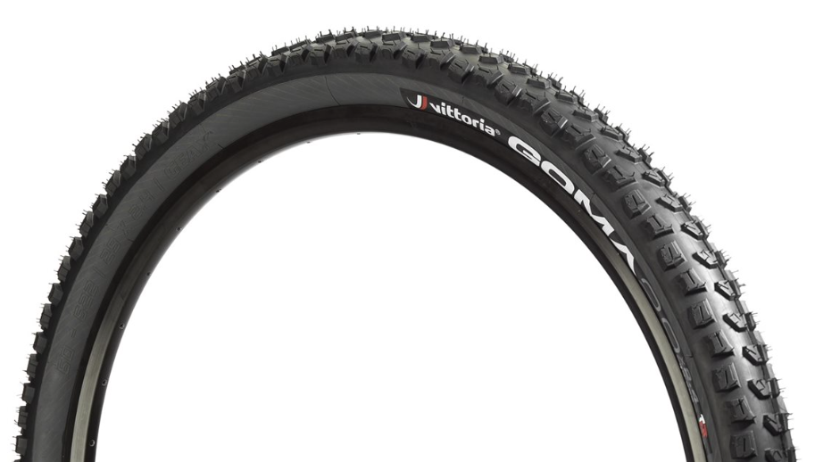 Noah Bodman reviews the Vittoria Goma Tire for Blister Gear Review.