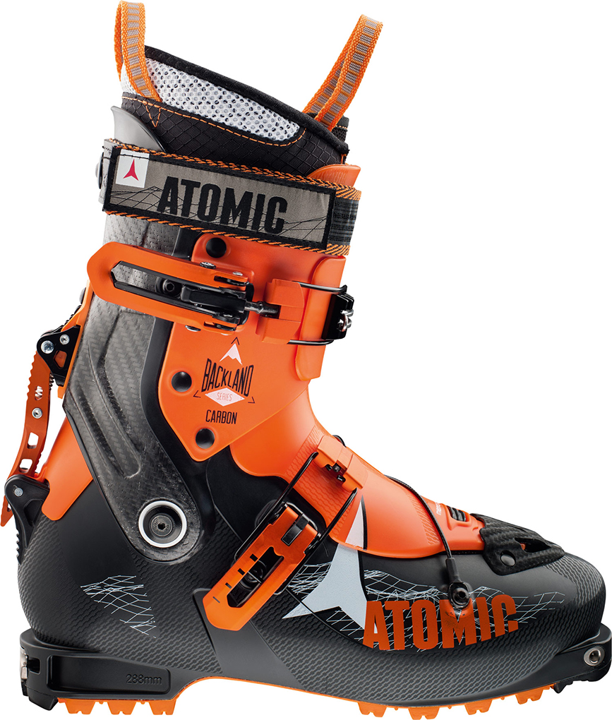 Paul Forward reviews the Atomic Backland Carbon for Blister Gear Review.