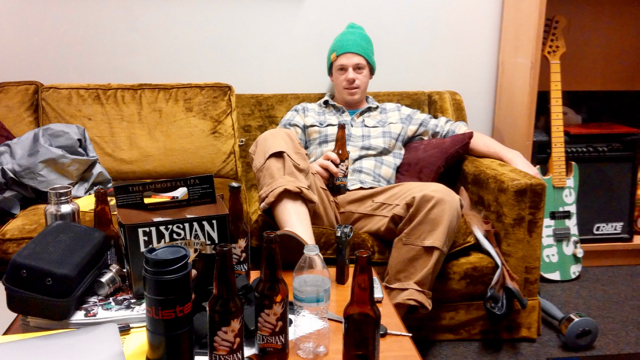 Jed Yeiser, Line Skis designer, The Blister Podcast