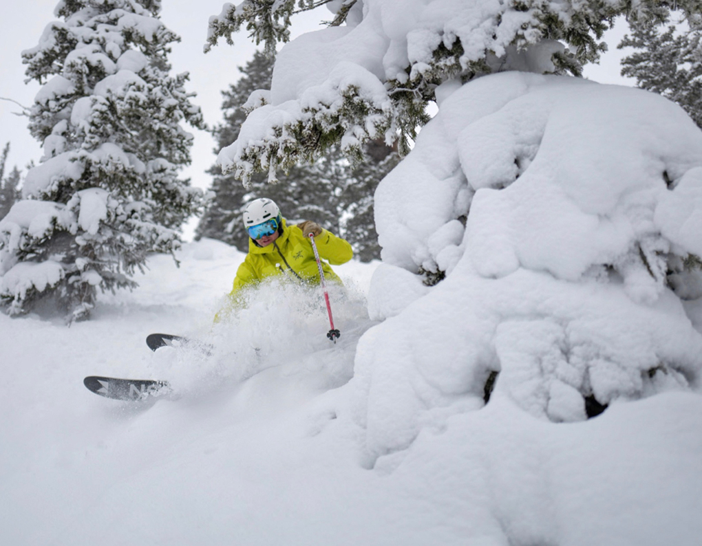 Jonathan Ellsworth reviews the SGN Skis 1184 for Blister Gear Review