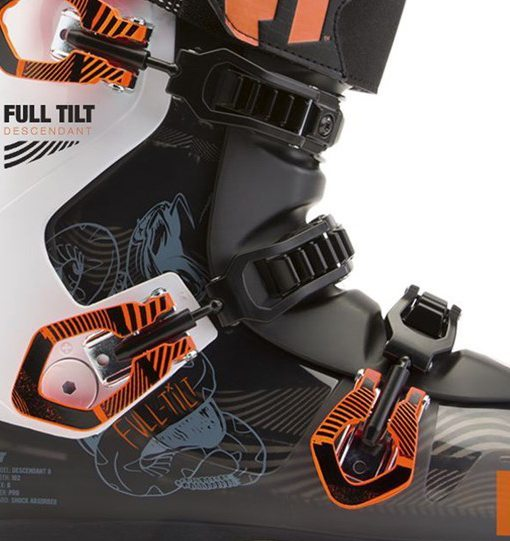 Cy Whitling reviews the Full Tilt Descendant 8 for Blister Gear Review