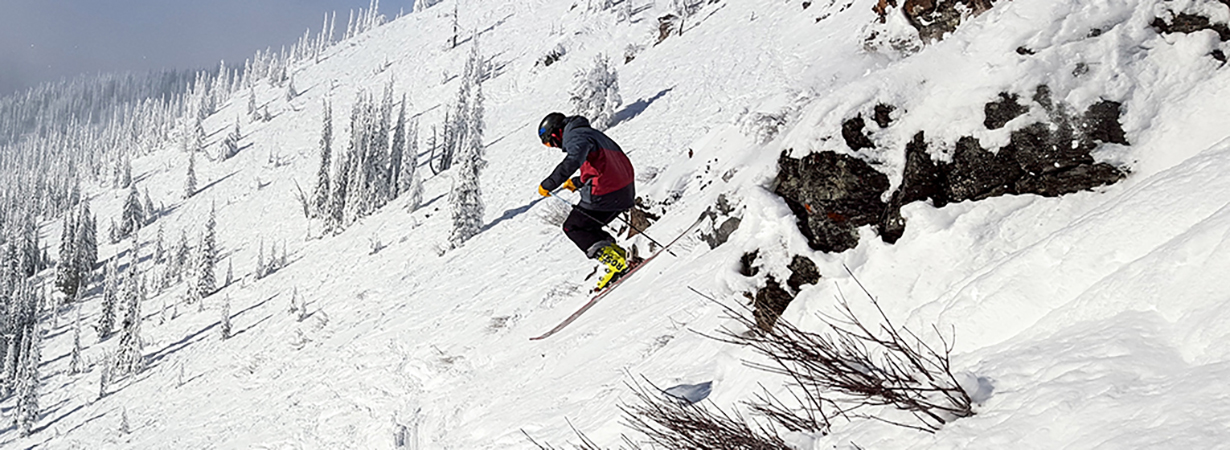 Jason Hutchins reviews the Rossignol Alltrack 130 for Blister Review