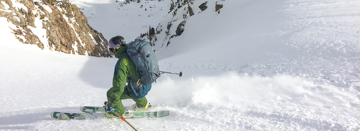 Cy Whitling reviews the Trew Wander Jacket for Blister Gear Review.
