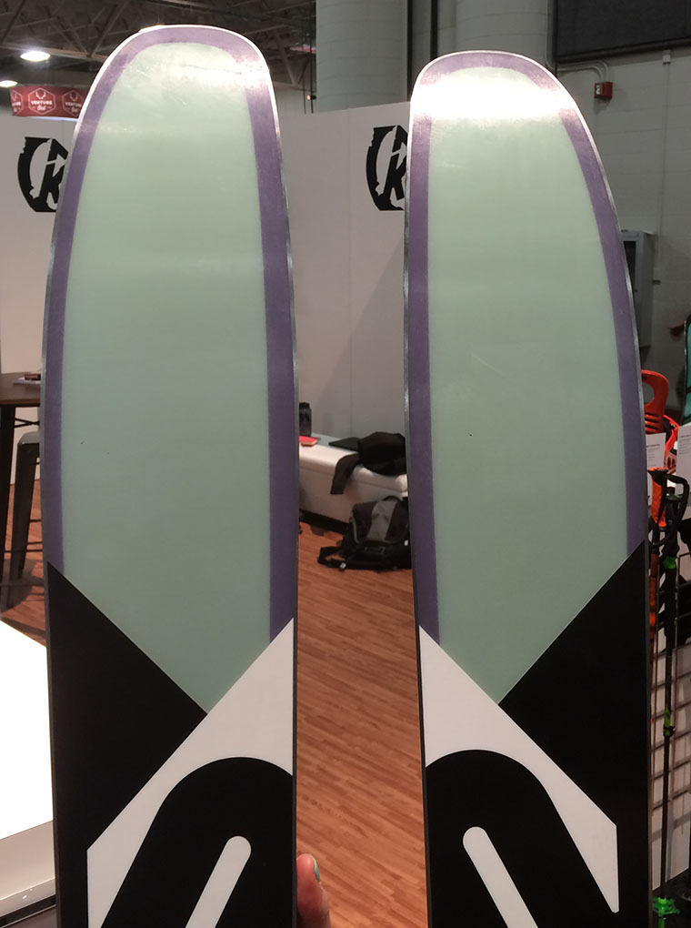 Cy Whitling ski preview Outdoor Retailer 2016 Blister Gear Review